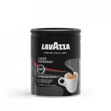Cafea Macinata Lavazza Caffe Espresso, Cutie Metalica, 250g, Mediu Prajita, Pentru Espressor