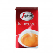 Cafea Macinata Segafredo Intermezzo, 250g, cafea amestec, gust intens, note de migdale