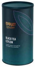 Ceai EVOLET Selection infuzie TUB - Black Tea Leaves OP Ceylon, 250g Ceai In Tub De Carton, Ceai Negru Ceylon