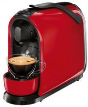 Espressor Tchibo Cafissimo Pure RED, 15 bari, 3 bauturi, 1l, Capsule Tchibo
