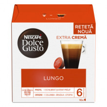 NESCAFÉ DOLCE GUSTO Caffe Lungo, 16 Capsule, 104gr