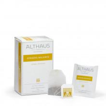 Althaus Deli Pack Ginseng Balance: Ceai Herbal, 20 plicuri în cutie, 1,75g ceai în plic din hartie