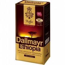 Cafea Macinata Dallmayr Ethiopia, 500g, 100% Arabica, Certificata UTZ
