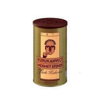 Cafea macinata Mehmet Efendi, Cutie metalica, 500 grame