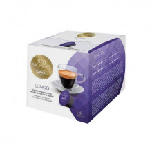 Caffitaly Capsule Cafea BEST MOMENT LUNGO, tip Dolce Gusto, set – 16buc