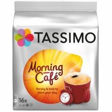 Capsule cafea Tassimo Morning Cafe, 16 capsule, 124 grame