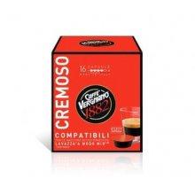 Capsule cafea Vergnano AMM Cremoso, 16 capsule, 120 grame