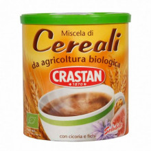 Eco Mix Solubil Crastan, Contine Orz, Secara, Cicoare, Inlocuitor Cafea, Cutie 125g