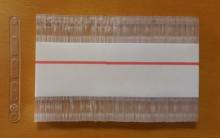 Palete de plastic pentru automate de cafea, 105 mm, 2500 bucati