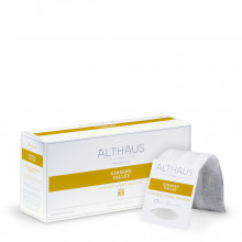 Althaus Grand Pack Ginseng Valley: Infuzie Herbal, T-Bag, 20 plicuri in cutie, 4g in plic
