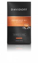 Cafea Măcinată Davidoff Espresso 57 Intense, 250 g, 100% Arabica, aciditate mare, corp mediu