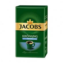 Cafea macinata Jacobs Kronung Decaf, 250 g