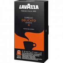 Capsule cafea Lavazza TIP Nespresso Delicato, 10 capsule, 55 grame
