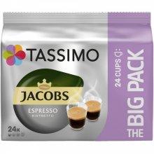 Capsule cafea Tassimo Ristretto, 24 capsule, 192 grame