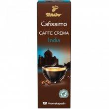 Capsule cafea Tchibo Cafissimo Caffe Crema India , 10 capsule, 80 g