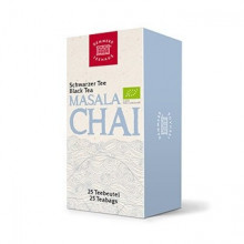 Ceai Demmers Quick-T Organic Masala Chai, 25 plicuri, 43 grame