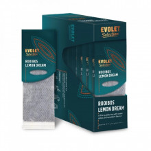 CEAI EVOLET Selection Grand Pack ROOIBOS LEMON DREAM, 20 plicuri, Plic T-Bag, Greutate Plic 4g