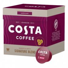 Costa Americano Signature Blend Medium, Capsule de Cafea Compatibile Dolce Gusto, 16 buc.