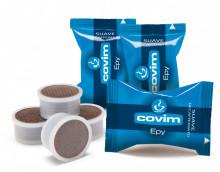 COVIM Decaf Suave Capsule Cafea, Fara Cofeina, 7gr set – 50buc