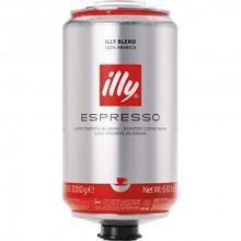 Cafea Boabe Illy Espresso, 3kg, espressor, filtru, ibric, mediu prajita