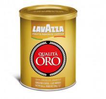 Cafea Macinata Lavazza Qualita Oro, Cutie de 250g, 100% Arabica