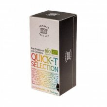 Ceai Demmers Quick-T Organic Selection, 25 plicuri, 43 grame