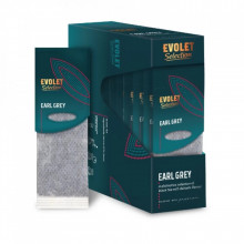 CEAI EVOLET Selection Grand Pack EARL GREY, 20 plicuri, Plic T-Bag, Greutate Plic 4g
