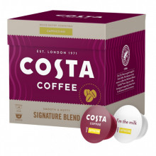 Costa Capuccino Signature Blend Medium, Capsule de Cafea Compatibile Dolce Gusto, 16 buc.