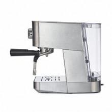 Espressor Heinner Ethiopy 1050, espresso si spuma de lapte, 20 bar, inox, 1,5 litri in rezervor, 1050W