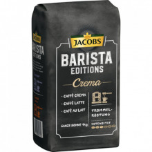 Cafea boabe Jacobs Barista Crema, 1 kg