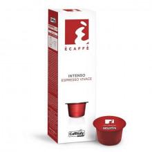 Caffitaly Capsule Cafea E'CAFFE INTENSO