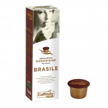 Caffitaly Capsule Cafea Special edition – Single Origine – BRASILE