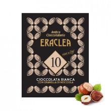 Ciocolata calda Eraclea Antica Cioccolateria Alba cu Alune, 15 plicuri, 480 grame