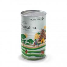Pure Tea Bio Loose Yanzhou Pi Lo Chun - ceai verde chinezesc la cutie, 120gr