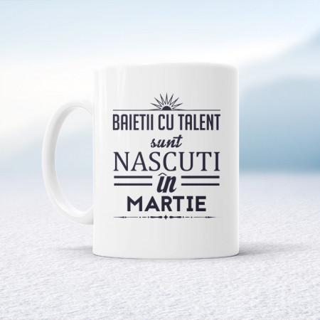 Baietii cu talent sunt nascuti in martie