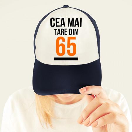 Cea mai tare - 65 [Sapca]