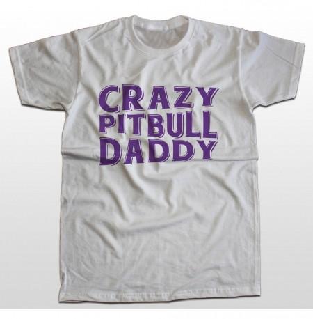 Crazy pitbull daddy