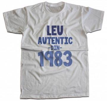 Leu autentic din [1983]