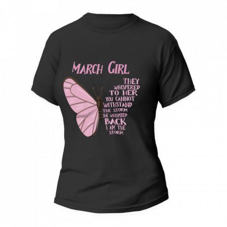 March Girl [Pești/Berbec]