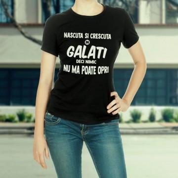 Nascuta si crescuta in Galati
