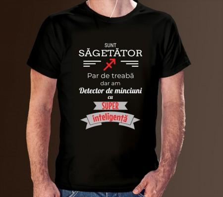 Sagetator adevarat [Tricou] *LICHIDARE STOC*