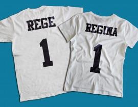 Set tricouri Rege & Regina
