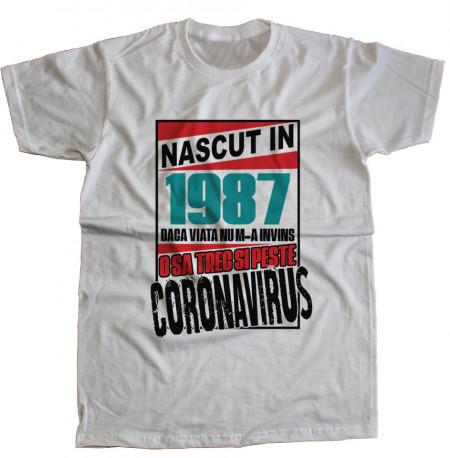 Trec peste Coronavirus [1987] B