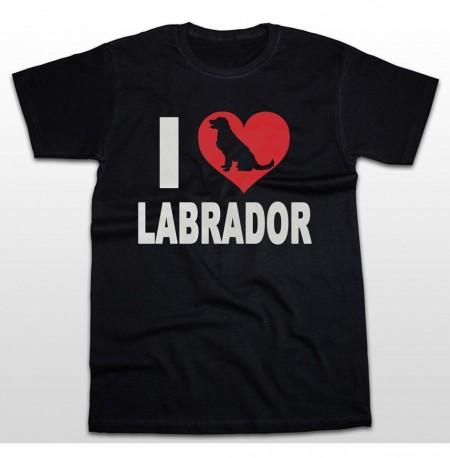 I LOVE LABRADOR
