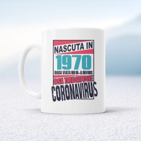 Trec peste Coronavirus [1970] F