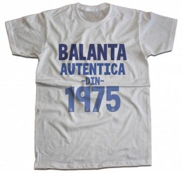 Balanta autentica din [1975]