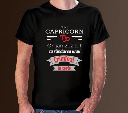 Capricorn adevarat [Tricou] *LICHIDARE STOC*