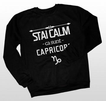 Stai calm ca sunt Capricorn [Bluza]