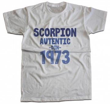 Scorpion autentic din [1973]