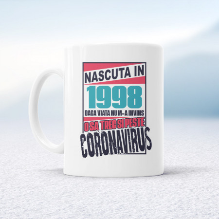Trec peste Coronavirus [1998] F